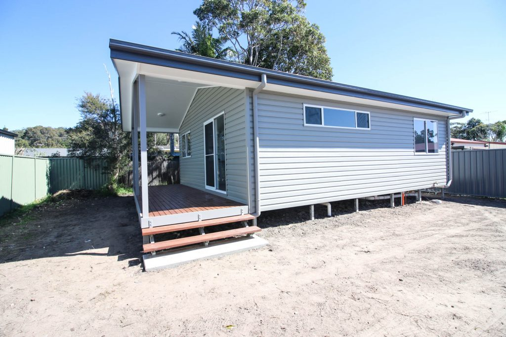 Coastal Granny Flats Central Coast construction