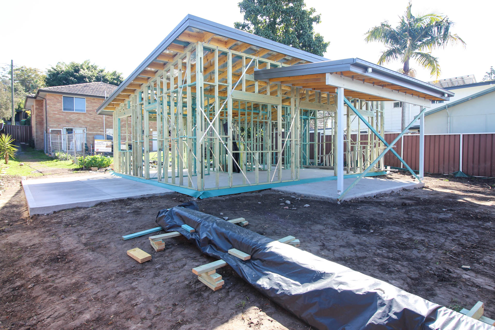 Building With Us Coastal Granny Flats And Extensions